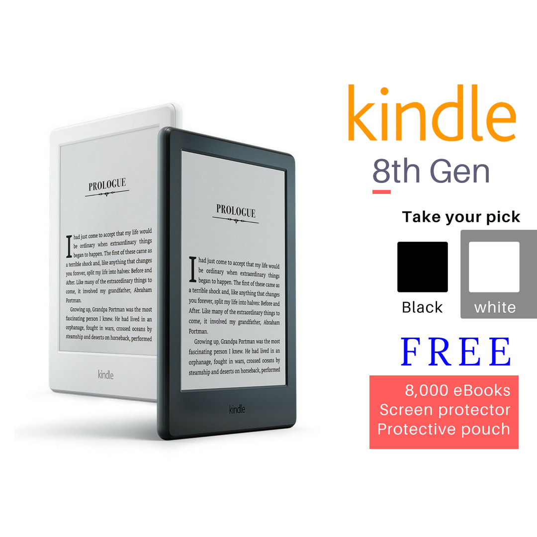 Amazon Kindle 8th Generation - photo#27