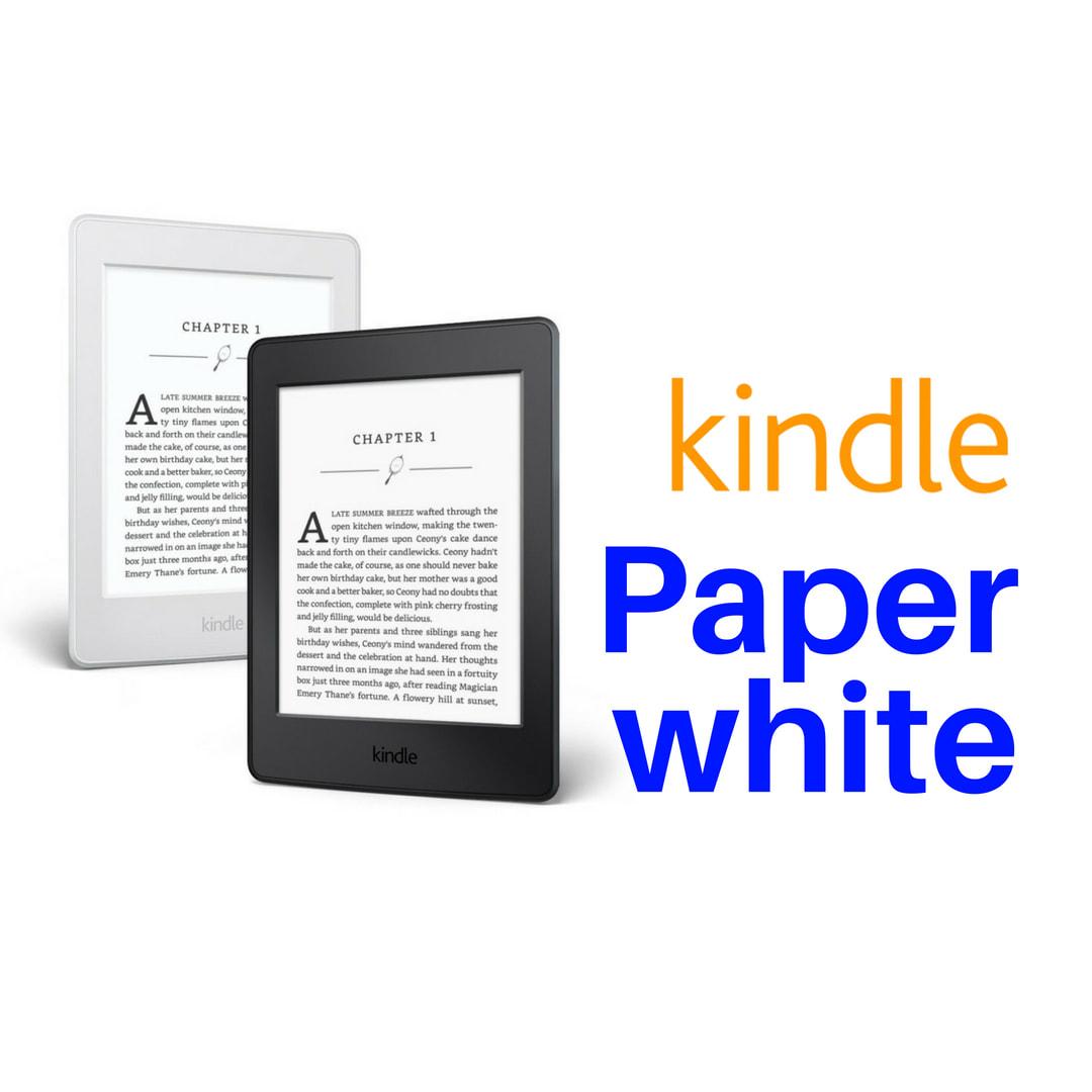 Buy Amazon Kindle Paperwhite 4 (2019 Waterproof 8gb) and Paperwhite
