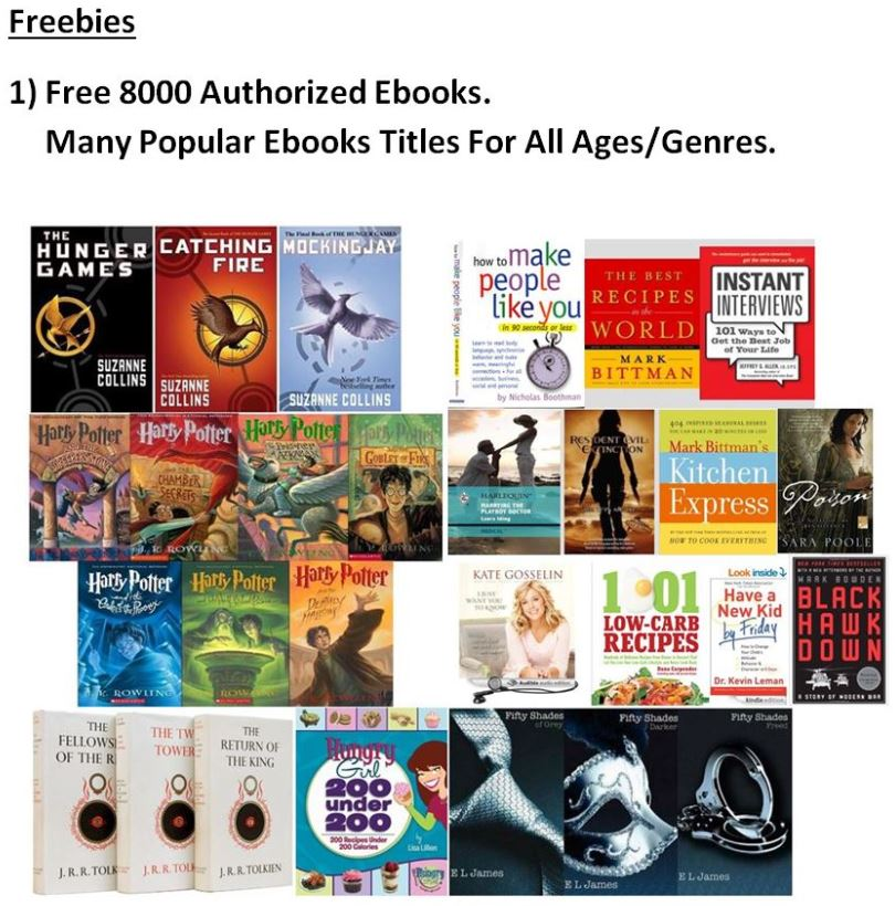 geekbite 8000 popular kindle ebooks for all ages and